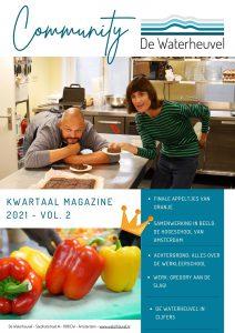 Kwartaalmagazine 2021 - 2